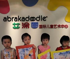 加盟艾涂图国际儿童艺术中心
